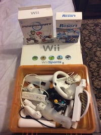 nintendo wii game console games and controllers Glen Rock, 07410