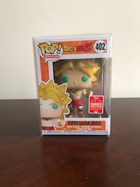 Funko POP! Dragonball Z Super Saiyan Broly Arlington, 22204