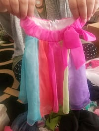 0-9 mos 72 girl pieces of clothing