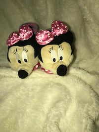 Toddler Minnie Mouse slippers  Portsmouth