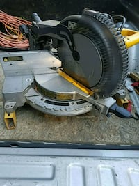yellow and black miter saw Saratoga Springs, 12866