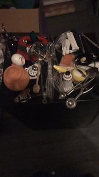 Nice assortment of kitchen gadgets. Most never used! Goffstown, 03045