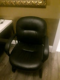 2. Office Leather chairs Mississauga