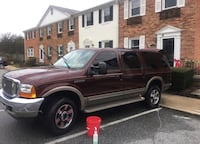 Ford - Excursion - 2001 Temple Hills