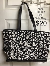 New THIRTY-ONE Tote Bag, Purse