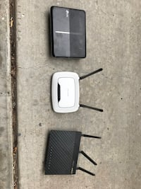 Assorted routers. Make offer for each one  Oceanside, 92056