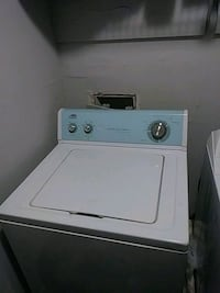 white top-load clothes washer Stone Mountain, 30083
