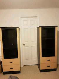 Set of Two shelving units $50 for both !!! Orleans, K4A