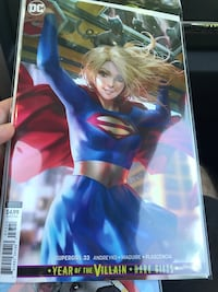 Supergirl 33 NM + OBO Mississauga, L5W 1X7