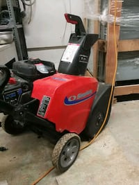 New snow blower  Milton, L9T 4X1