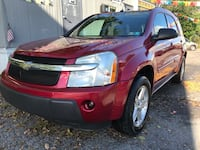 2005 Chevy equinox awd ( leather seats ) Pottsville, 17901