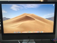 IMac 27 inch display - Fusion Drive upgraded West Des Moines, 50266