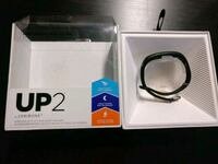 Jawbone UP2 activity and sleep monitor  Toronto, M6H 3S3
