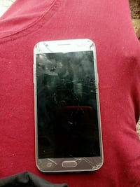 white Samsung Galaxy Android smartphone Raleigh, 27610