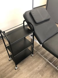Spa bed & Trolley
