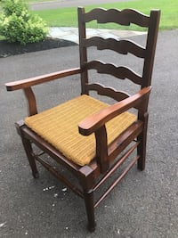 Two solid wood chairs Doylestown, 18902