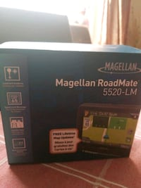 "Magellan road mate 5""gps new in box"