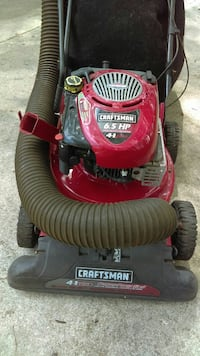 4 in 1 craftsman self propelled really nice
