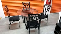 Kitchen Dining Table and 4 Chairs $60 Maple Grove  Maple Grove, 55369