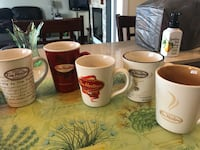 Tim's mugs Great condition  20 each Courtice, L1E 0H5