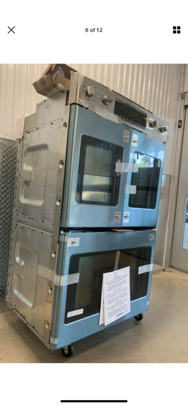 GE Cafe CTD90FP2MS1 True Convection Double Electric Wall Oven 7bfcdd64-8411-49fd-8f7c-1d80182901f8