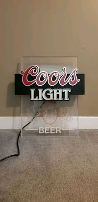 Coors Light Bar light Oakville, L6M 1C3