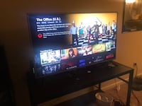 55 inch LG TV. Price negotiable. Fayetteville, 28303