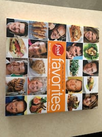 "Food Network ""Favorites"" Cookbook"