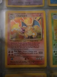 Charizard first gen rare Holo Fairfax, 22032