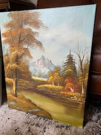 Art Sale-Oil paintings  Milton, L9T 4H9