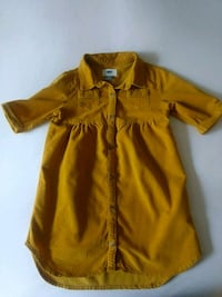 toddler's yellow dress Langley, V3A 3J9