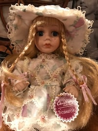 Pretty Precious Adorable Porcelain Doll Gainesville, 20155