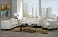 $$$ SUPER SALE FOR VICTORIA DAY $$$ Brand New Traditional Sofa set 3pcs $$$ SPECIAL WEEKEND $$$ Toronto