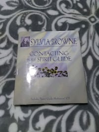 Sylvia Browne contacting your spirit guide book Des Moines, 50315