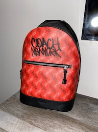 Coach Leather backpack LIMITED EDITION Omaha, 68118