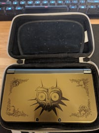 Nintendo New 3DS XL Limited Edition Gold Majora's Mask London