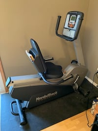 NordicTrack commercial grade recumbent exercise bike Albuquerque, 87123