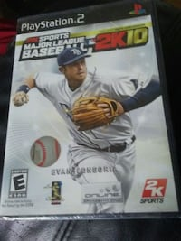 PS3 baseball  game case Toronto, M2J 1B8