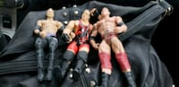 WWE wrestlers  Perth County, N0B