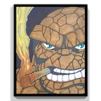 Fantastic 4 The Thing Art Marvel South Gate, 90280