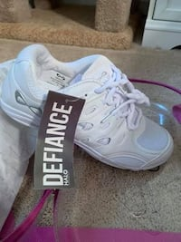 Nfinity Defiance size 9 cheer shoes Hudson, 03051