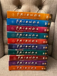 Friends: The Complete Seasons  Mississauga, L5B 0A6
