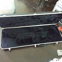 Yamaha hard guitar case Los Angeles, 91316