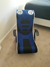 Blue tooth gaming chair. Needs new charger