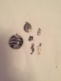 Assorted pendants (.50 cents each) Ottawa, K1K