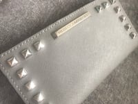 Bnwot ~ authentic rebecca minkoff studded wallet ~ retails $180+ would make a great christmas gift 3719 km