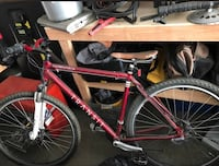 Mountain bike with disk brakes Cypress, 90630