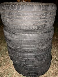 Set of Four Spare Tires