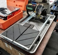 """Tile Saw - 7"""" (Used) $399.99 (As Is) No Stand Included. Escondido"""