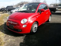 2012 Fiat 500 convertible pop only 1owner and 94k  Bridgeton, 08302